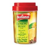 National Lemon Pickle 1Kg x 6