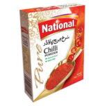 National Chilli Powder 220G Dozen