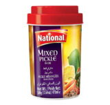 National Mix Pickle 1Kg x 6
