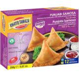 Khatir Tawaza Punjabi Potato Samosa 480g (12 pc x 12 packs)